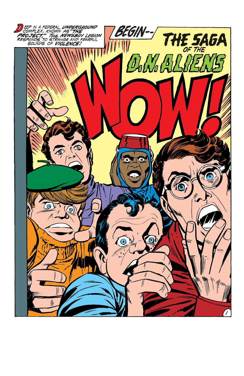 Read online Superman's Pal, Jimmy Olsen by Jack Kirby comic -  Issue # TPB (Part 1) - 78