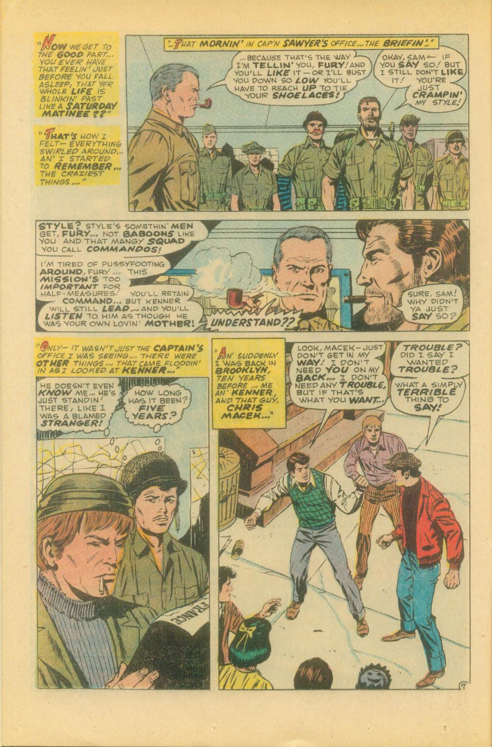 Read online Sgt. Fury comic -  Issue #86 - 12