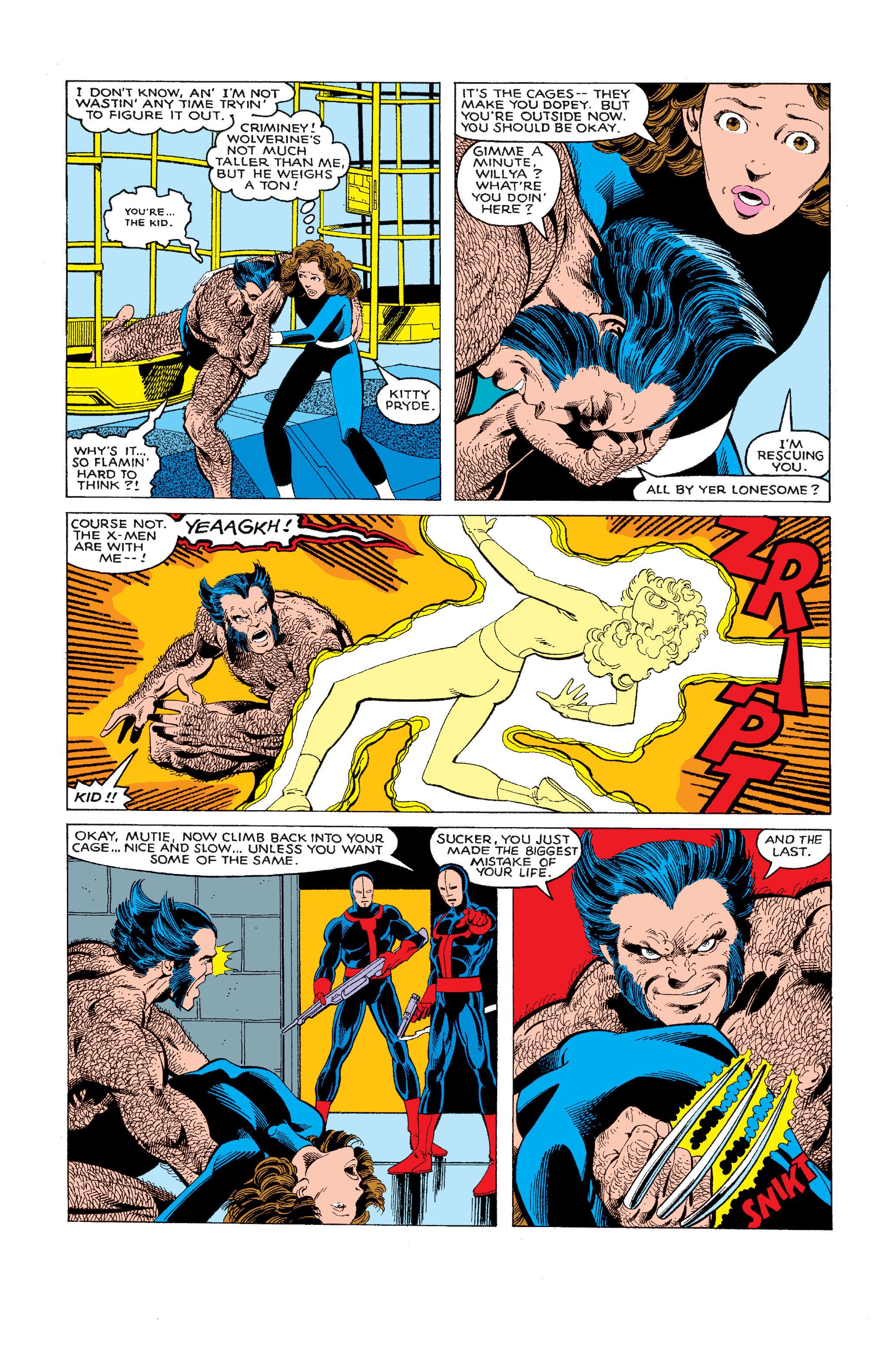 Uncanny X-Men (1963) 131 Page 8