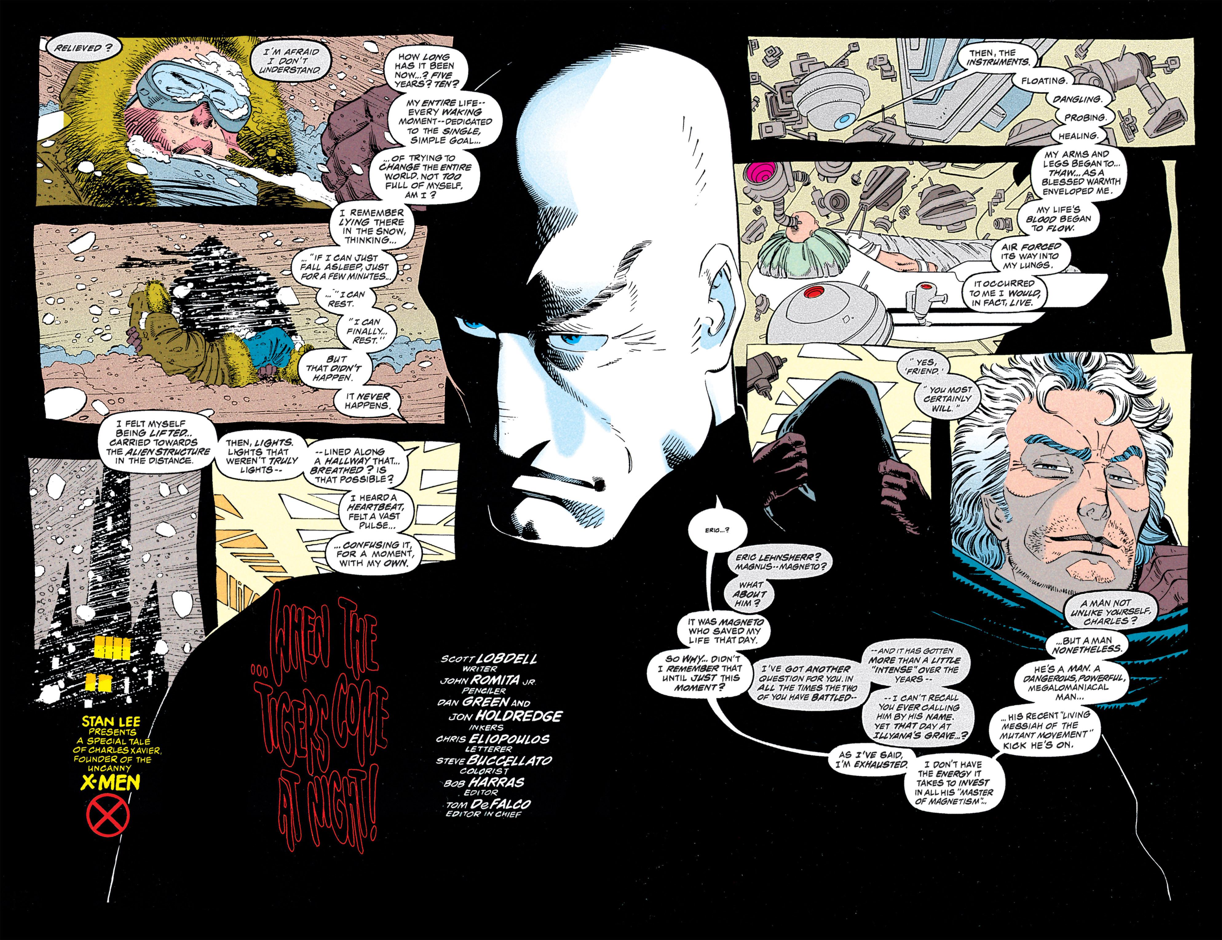 Read online Uncanny X-Men (1963) comic -  Issue #309 - 3