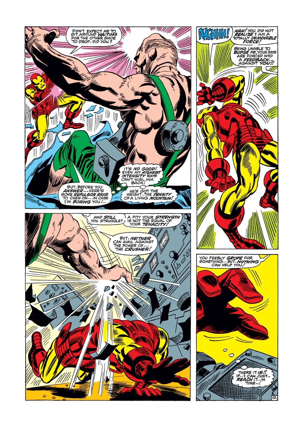 Tales of Suspense (1959) issue 91 - Page 11