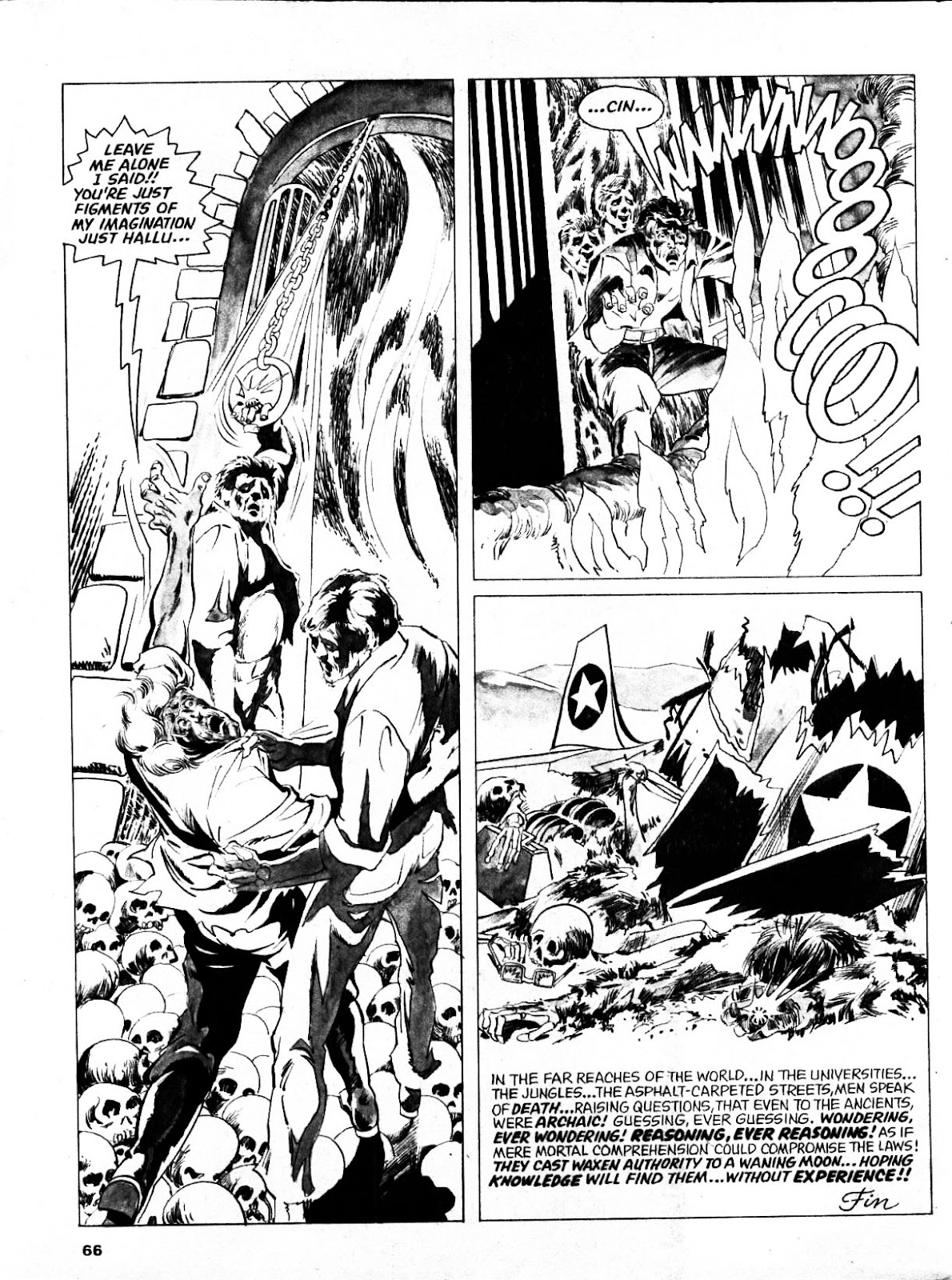 Nightmare (1970) issue 21 - Page 65