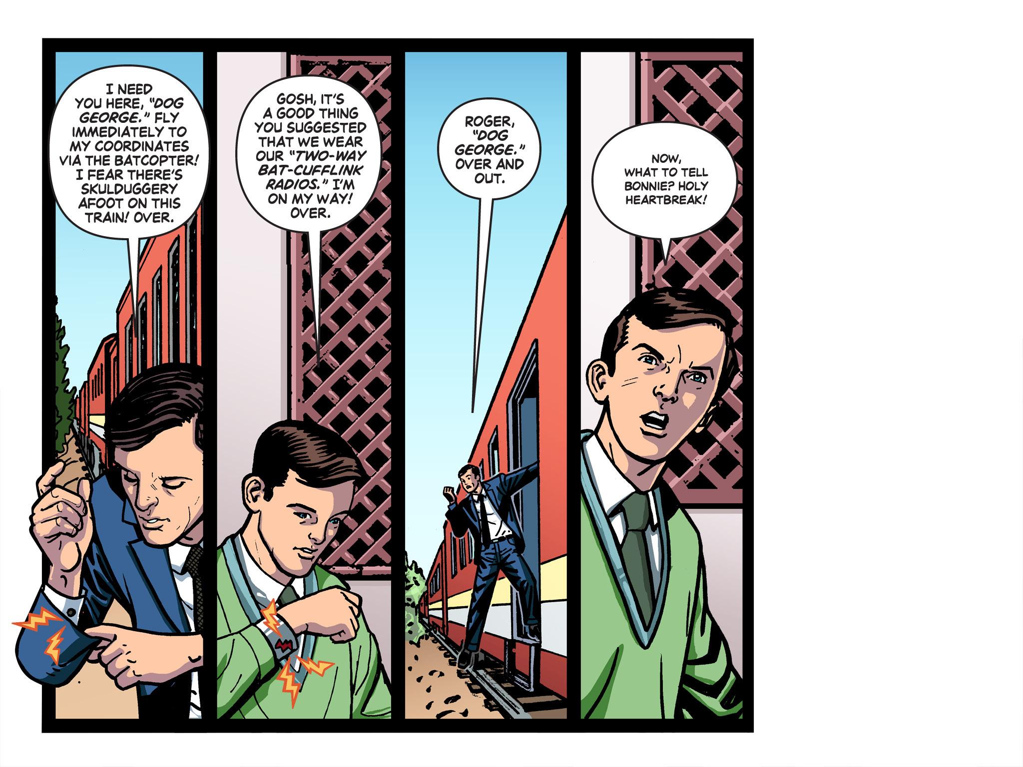 Read online Batman '66 Meets the Green Hornet [II] comic -  Issue #1 - 91