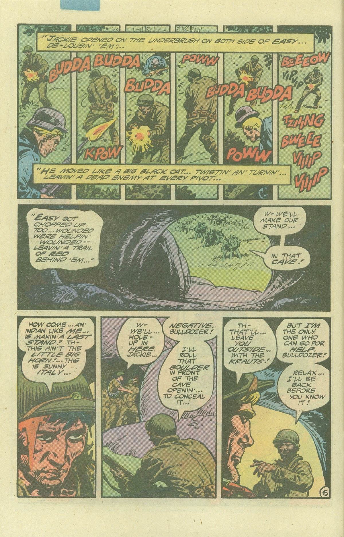 Read online Sgt. Rock comic -  Issue #386 - 6