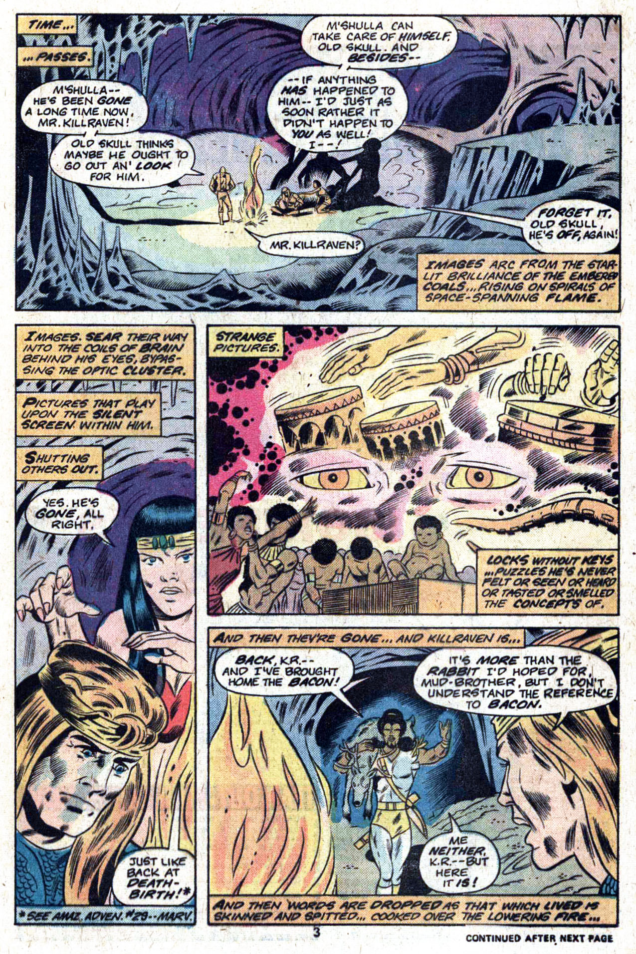 Read online Amazing Adventures (1970) comic -  Issue #33 - 5