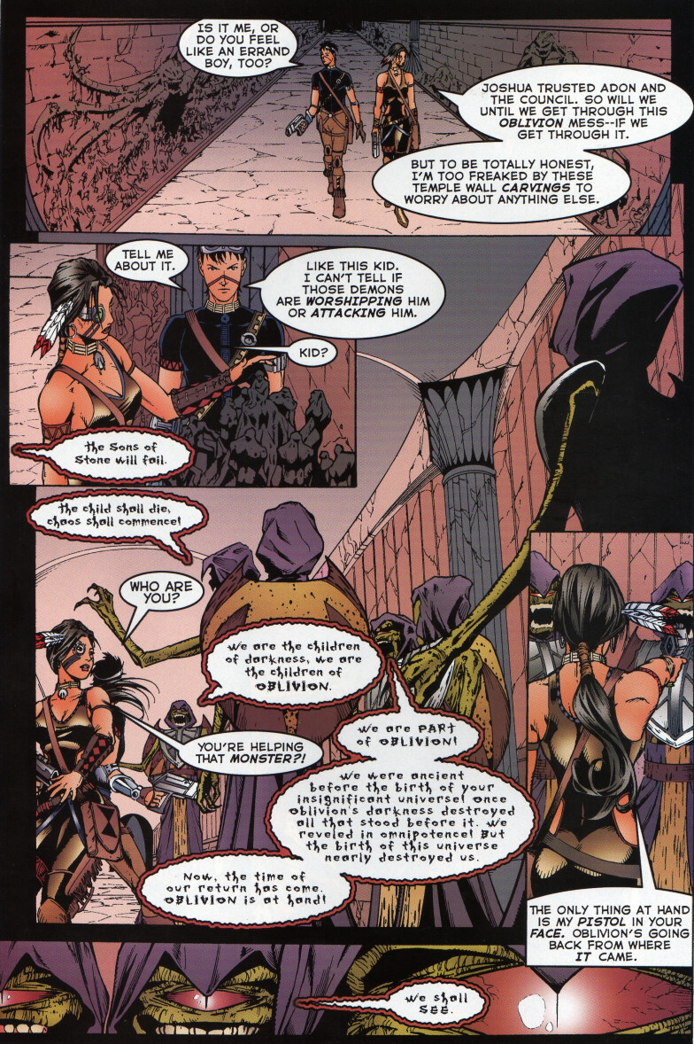 Read online Turok 3: Shadow of Oblivion comic -  Issue # Full - 21