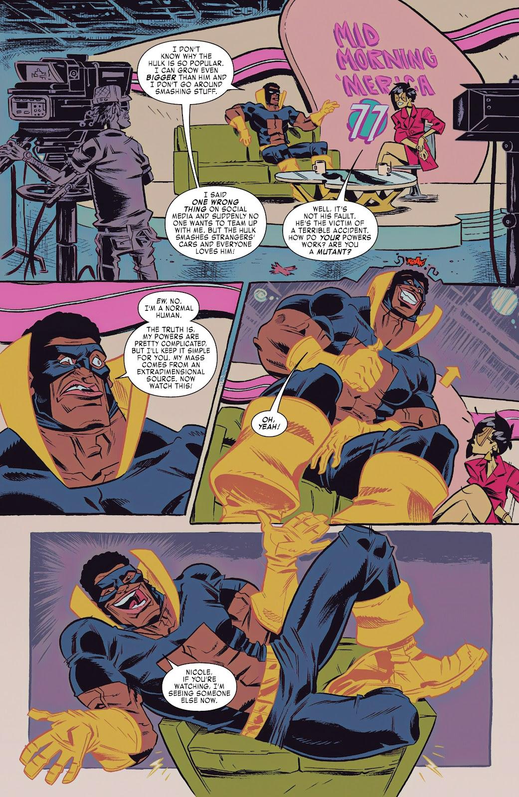 Read online Bizarre Adventures (2019) comic -  Issue # Full - 33