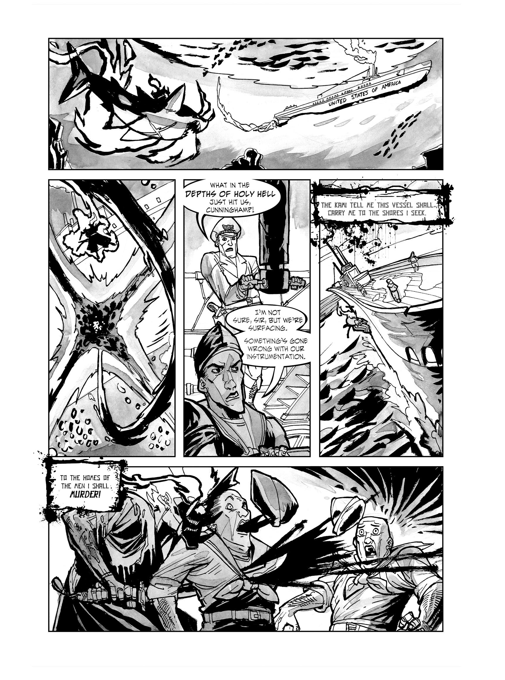 Read online FUBAR comic -  Issue #2 - 165