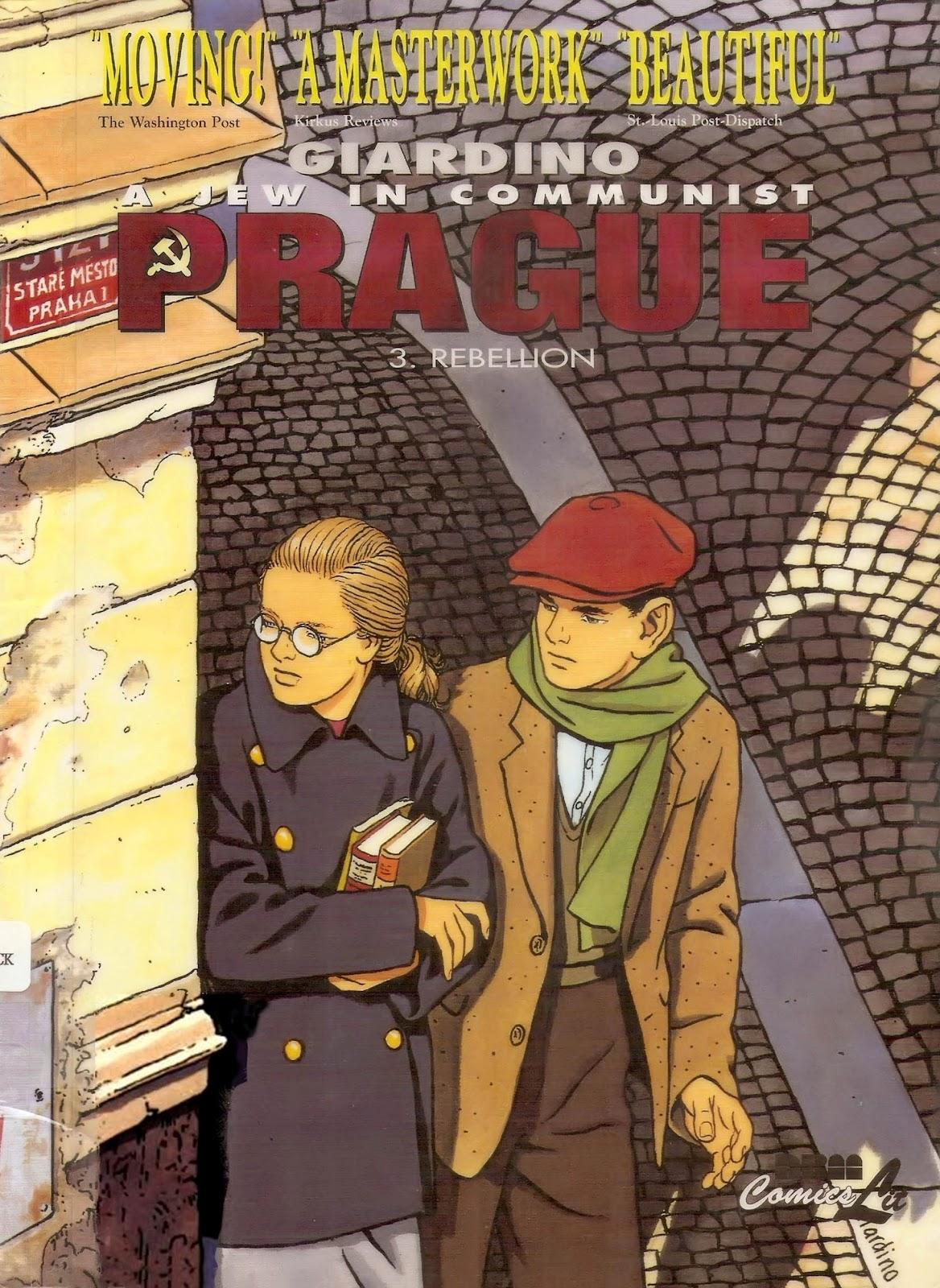 A Jew in Communist Prague issue 3 - Page 1