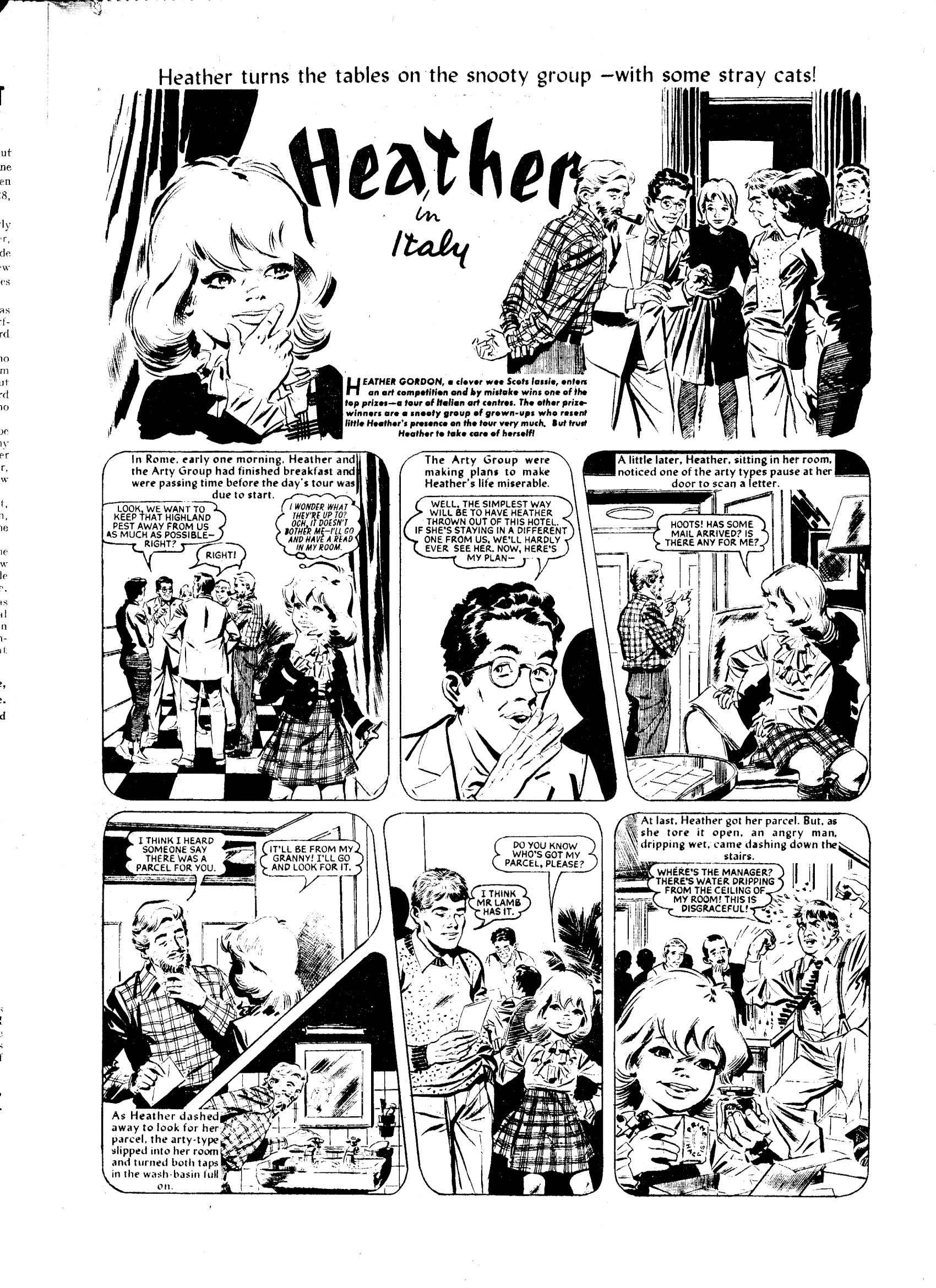 Read online Judy comic -  Issue #63 - 9