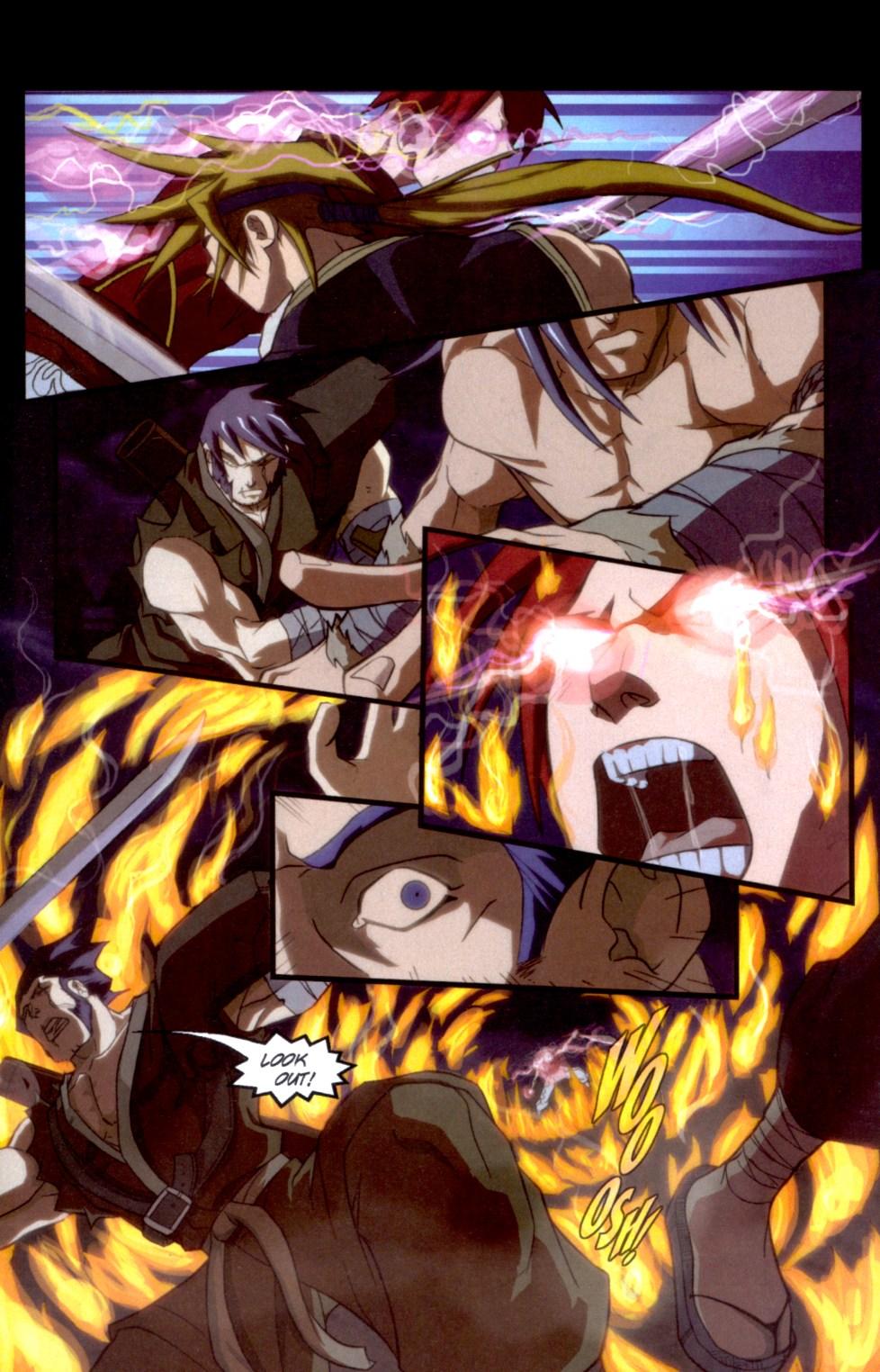 Read online Shidima comic -  Issue #6 - 22