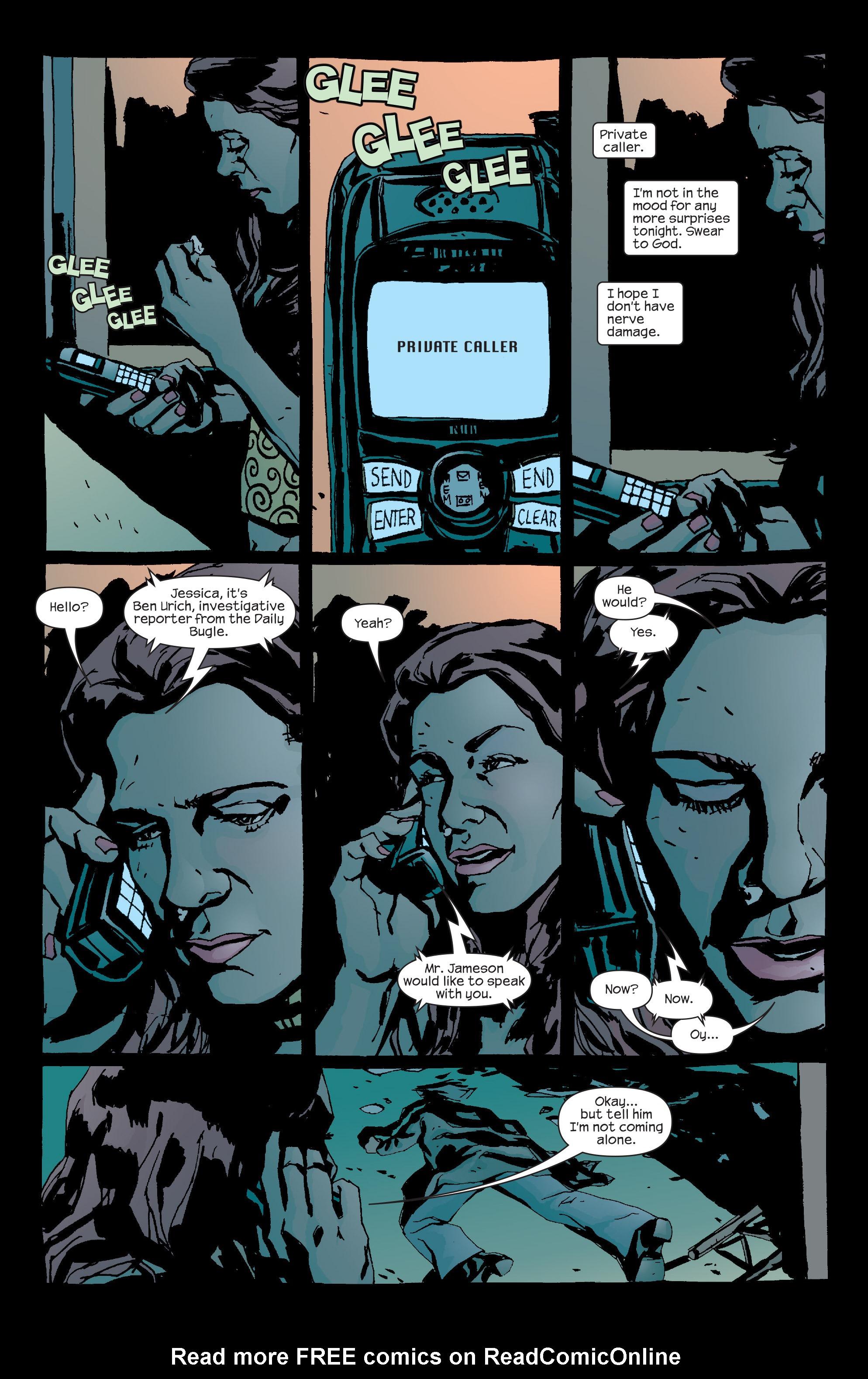 Read online Alias comic -  Issue #20 - 7