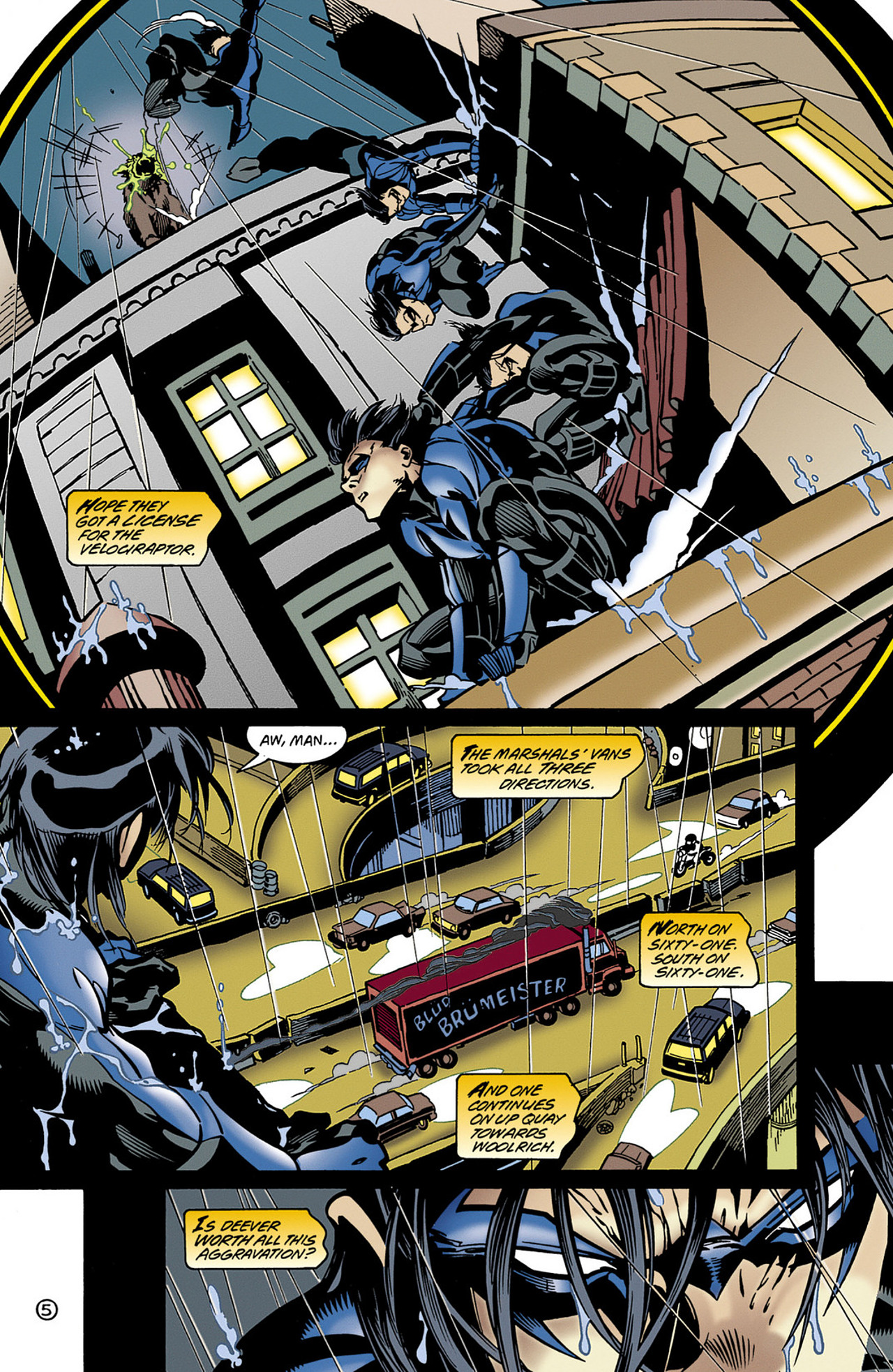 Read online Nightwing (1996) comic -  Issue #0.5 - 7
