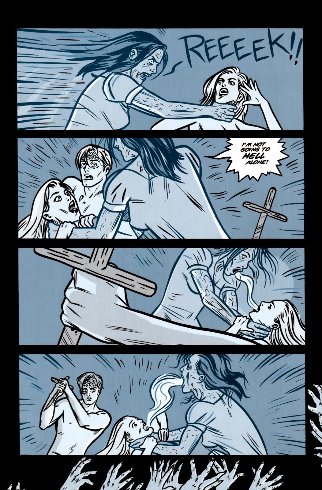 Read online Feeders comic -  Issue # Full - 26