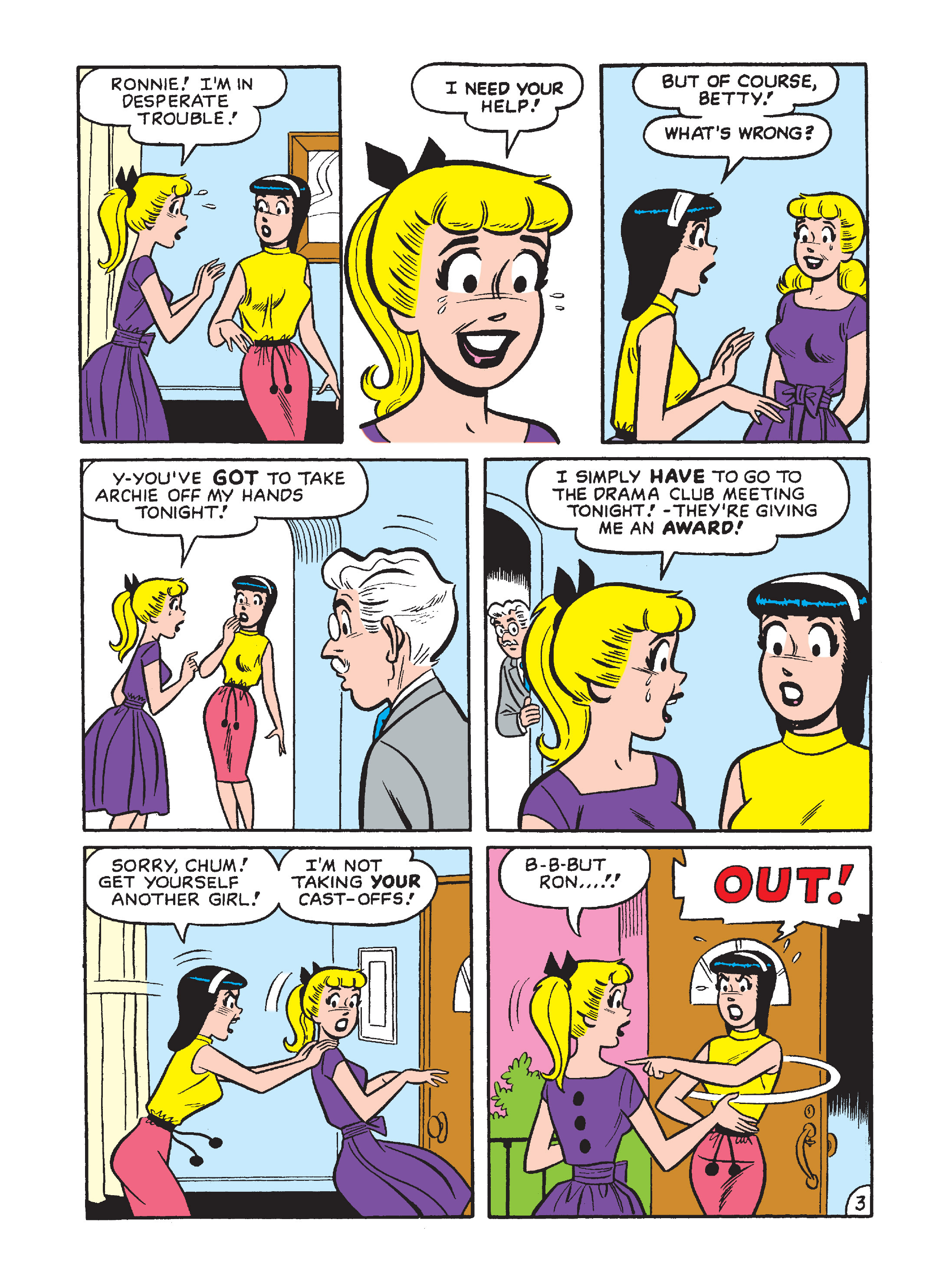 Read online Archie 1000 Page Comics Bonanza comic -  Issue #2 (Part 2) - 159