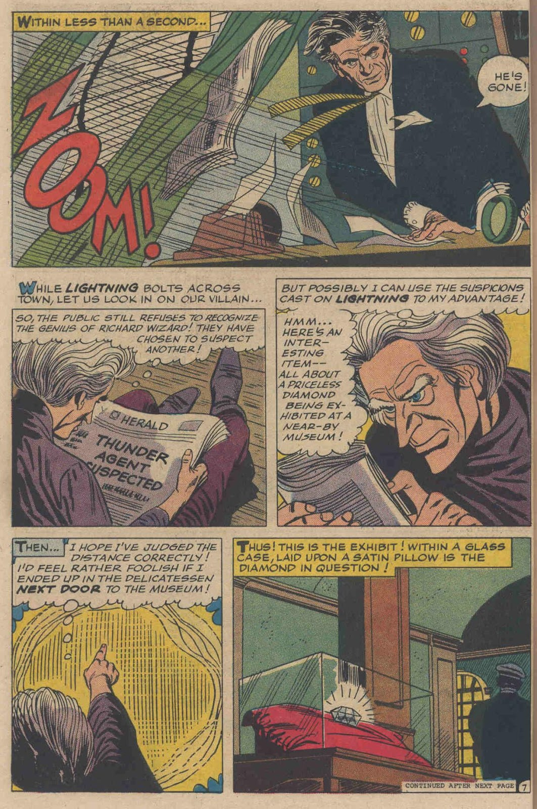 T.H.U.N.D.E.R. Agents (1965) issue 6 - Page 26