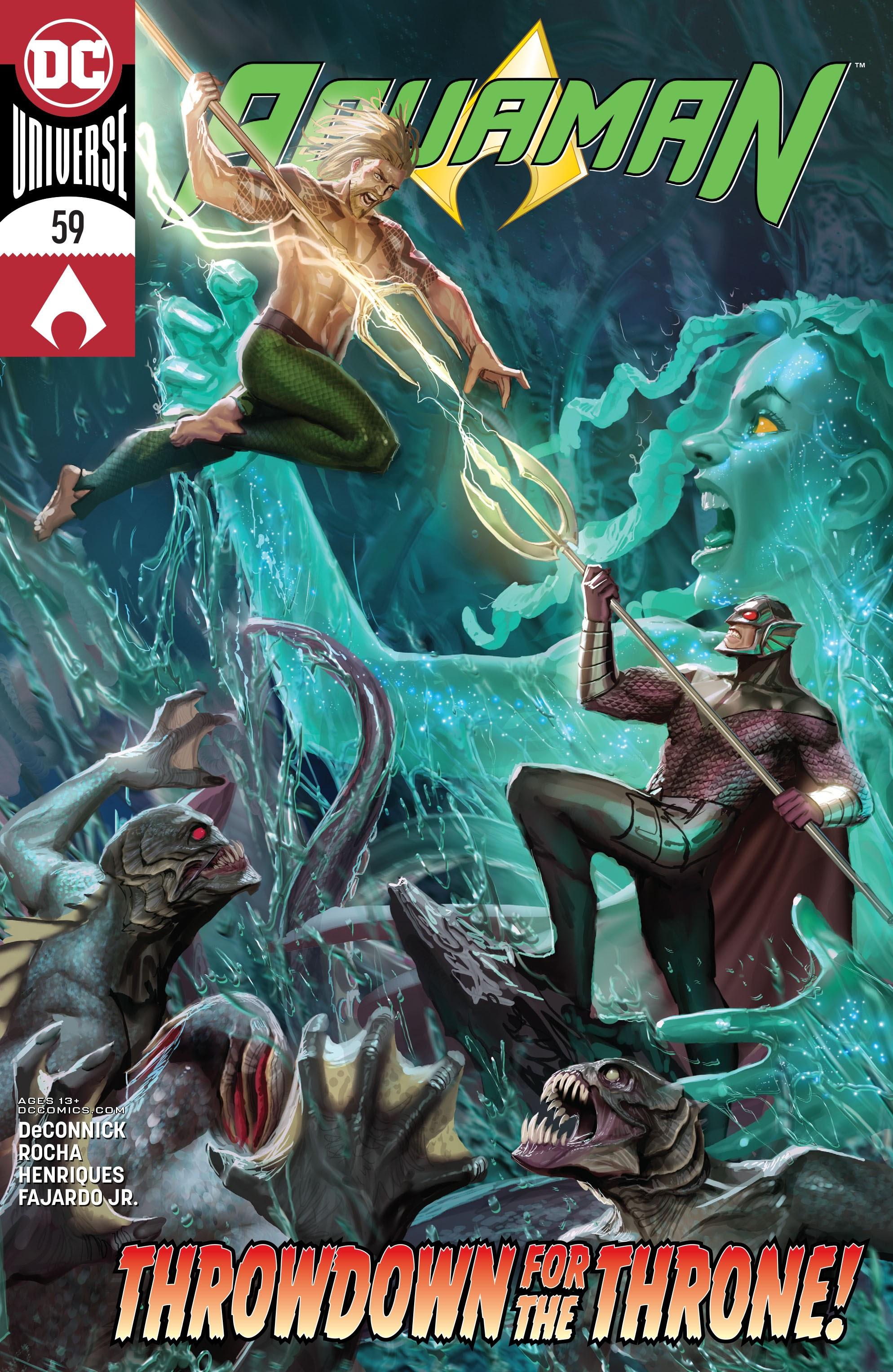 Aquaman (2016) 59 Page 1