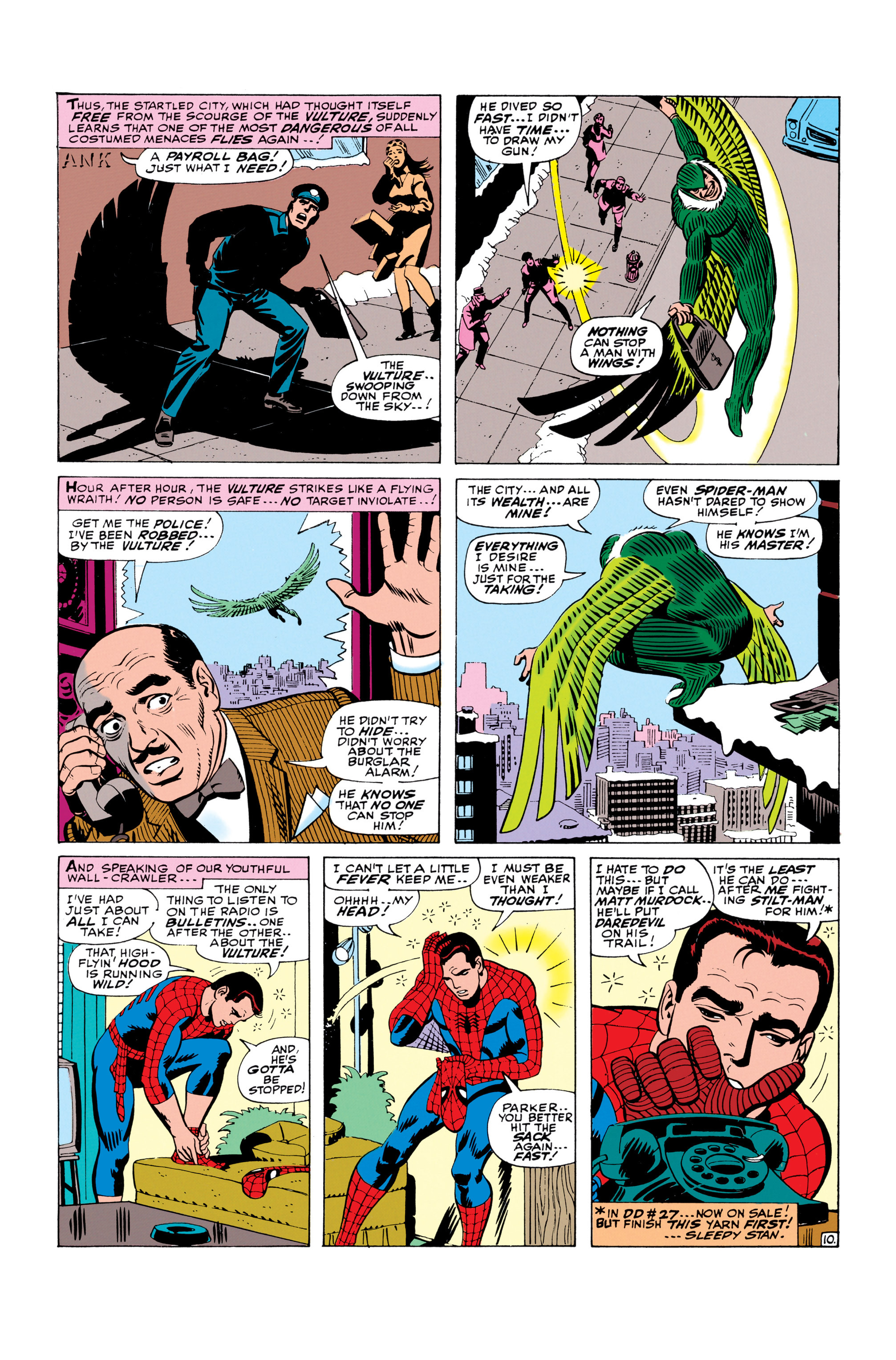 The Amazing Spider-Man (1963) 48 Page 10
