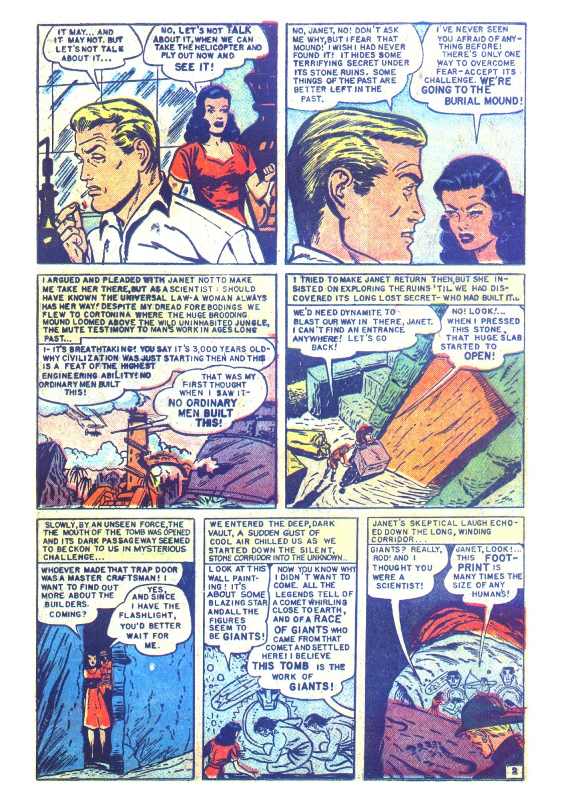 Journey Into Unknown Worlds (1950) issue 37 - Page 15