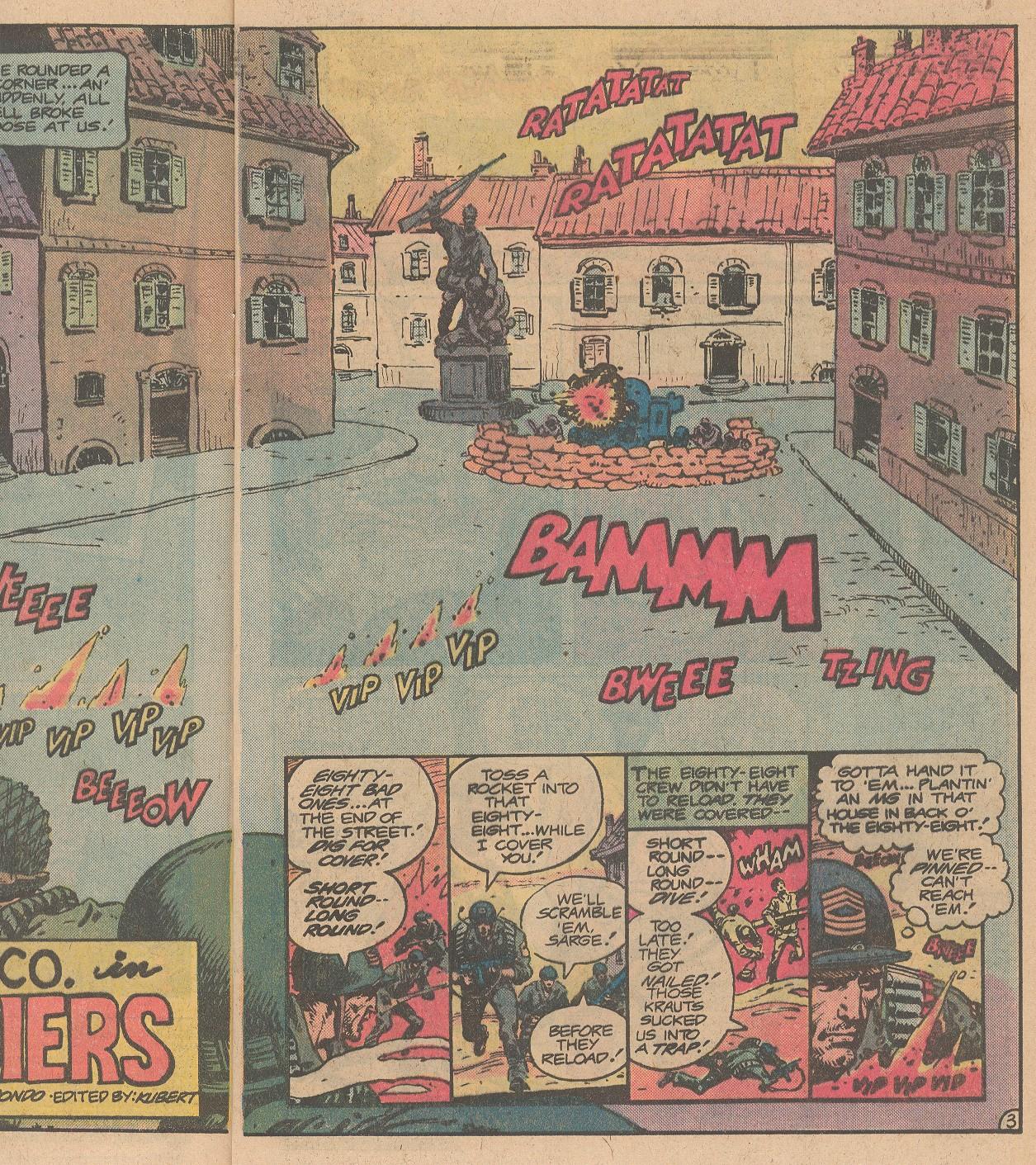 Read online Sgt. Rock comic -  Issue #355 - 4