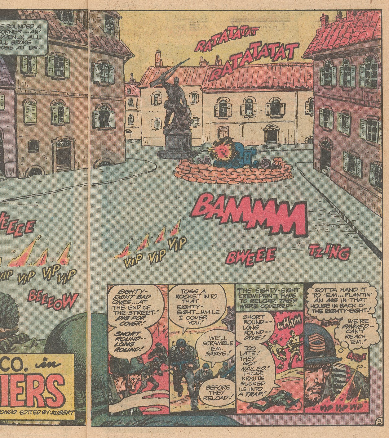 Sgt. Rock issue 355 - Page 4