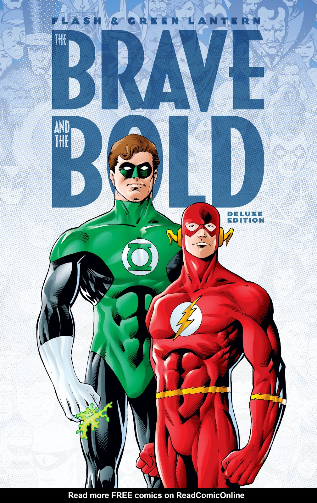 Flash & Green Lantern: The Brave and the Bold issue Deluxe Edition - Page 2