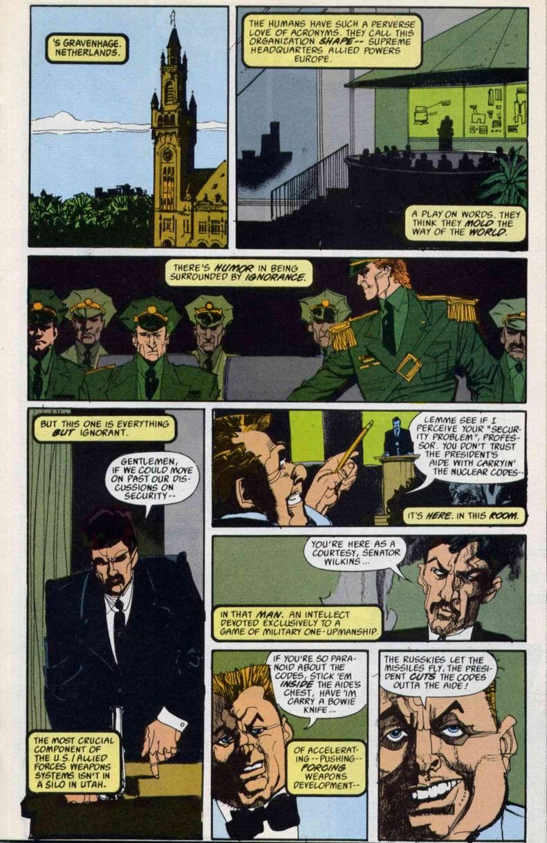 Read online Doctor Zero comic -  Issue #2 - 15