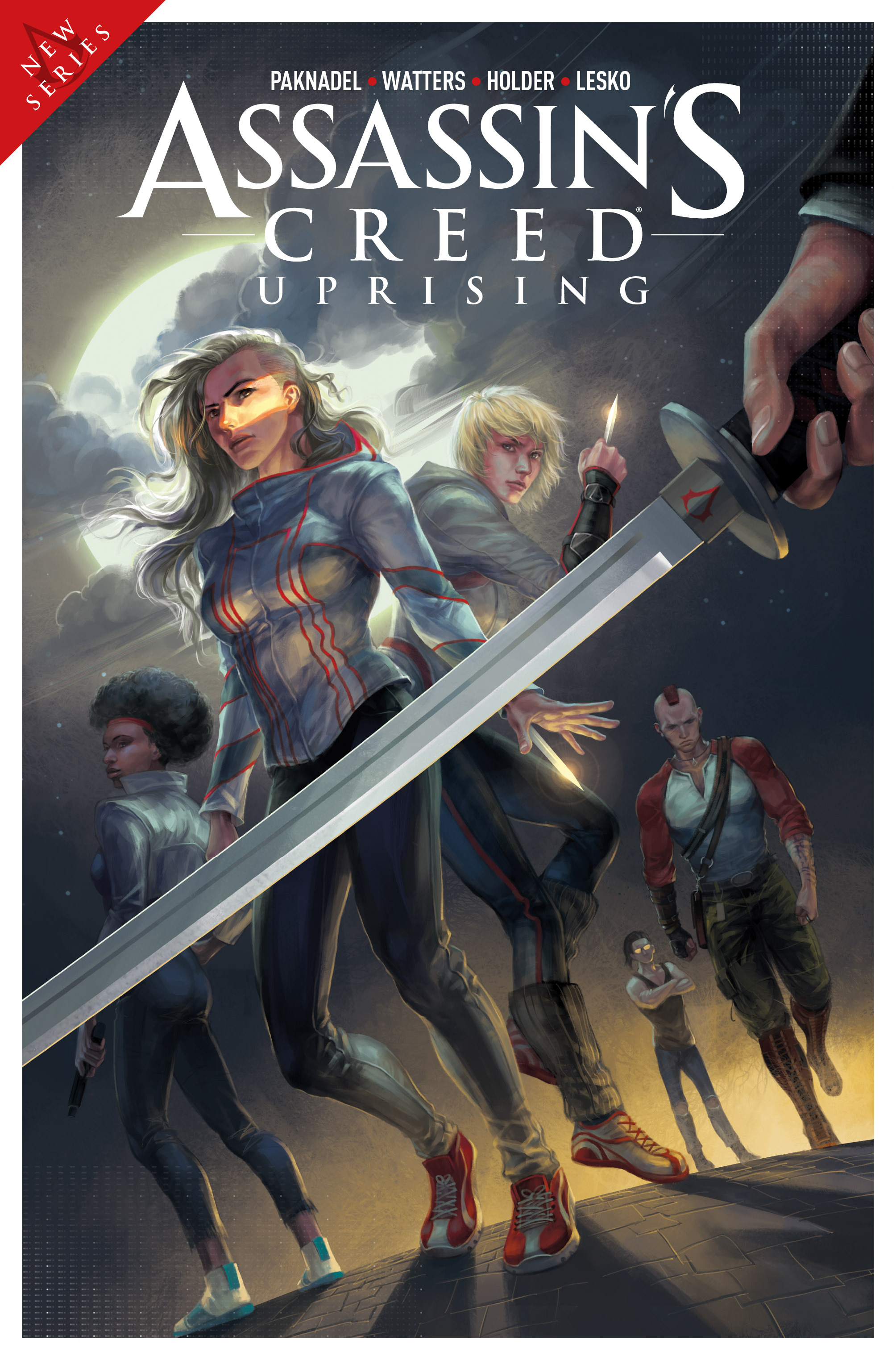 Read online Assassin's Creed: Uprising comic -  Issue #1 - 33