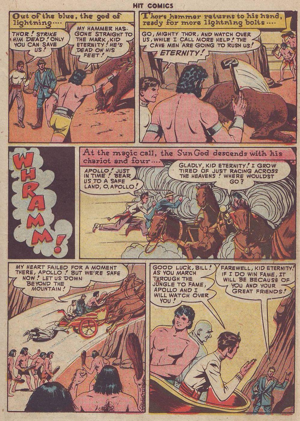 Read online Hit Comics comic -  Issue #51 - 15
