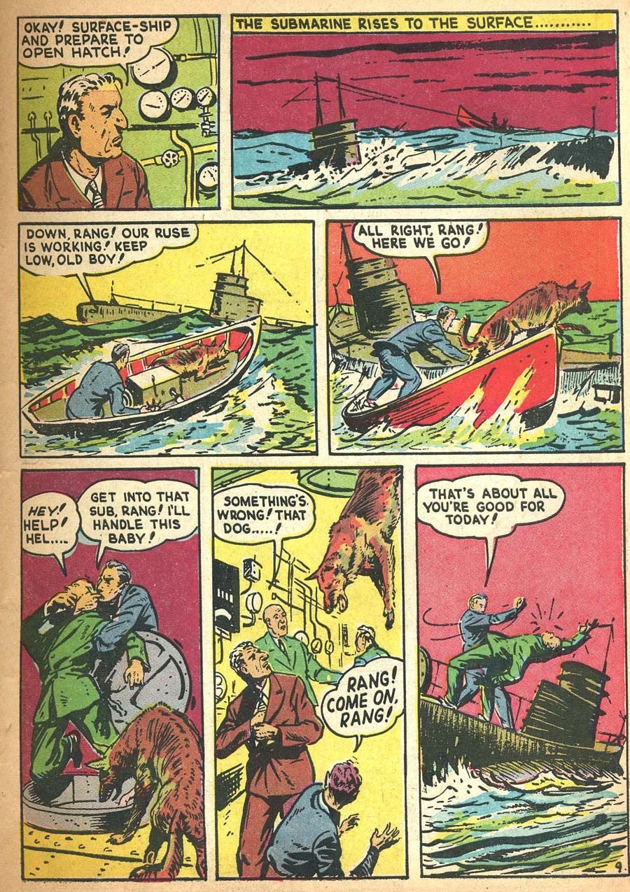 Blue Ribbon Comics (1939) issue 8 - Page 11