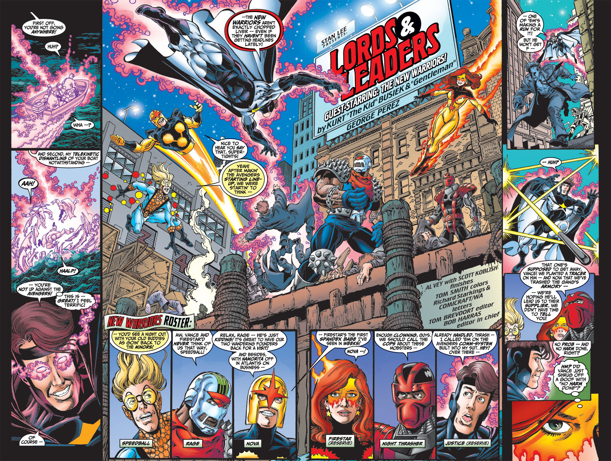 Read online Avengers (1998) comic -  Issue #13 - 3