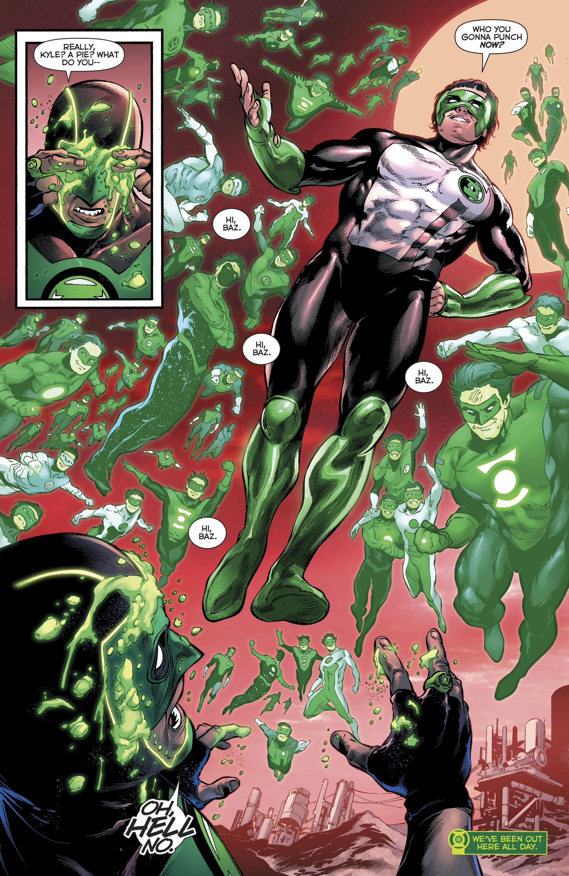 Read online Green Lanterns comic -  Issue #23 - 20