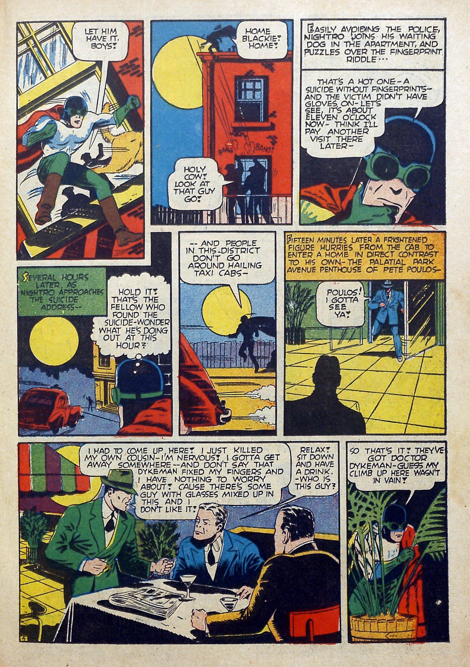 Daredevil (1941) issue 3 - Page 19