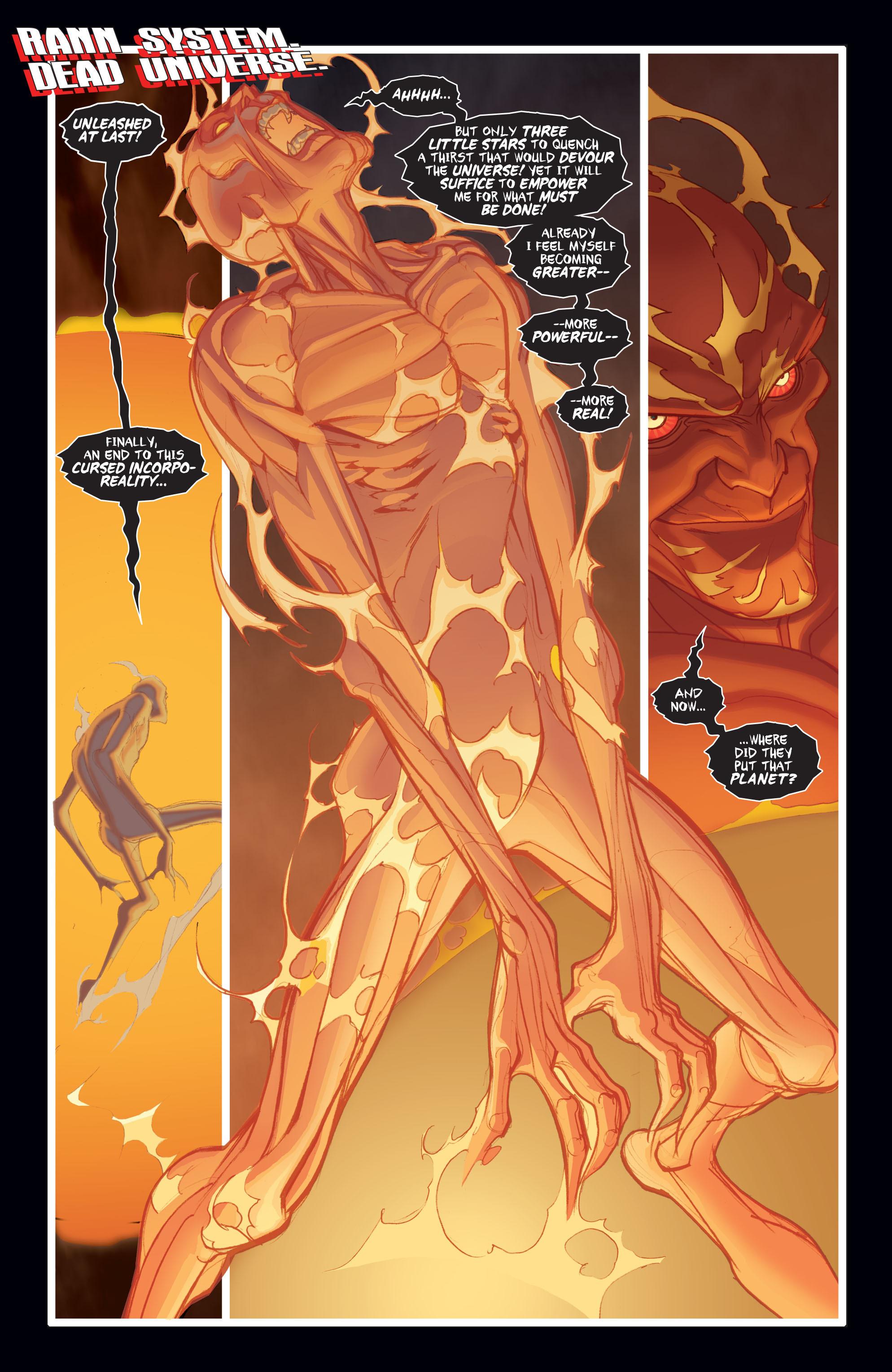 Adam Strange (2004) 8 Page 2