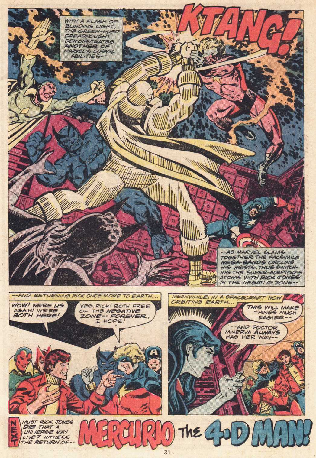 Captain Marvel (1968) issue 50 - Page 19