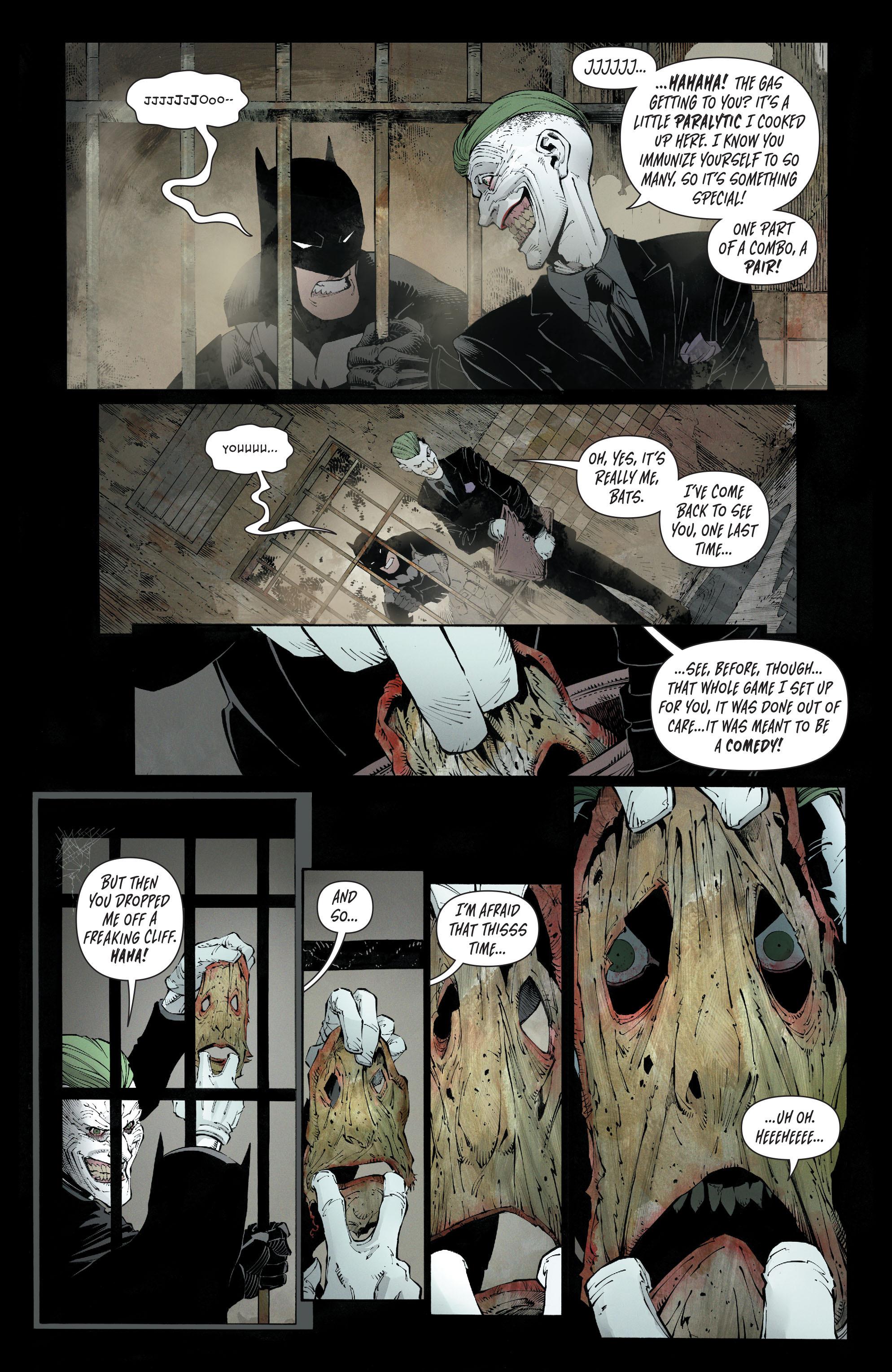 Read online Batman (2011) comic -  Issue # _TPB 7 - 49