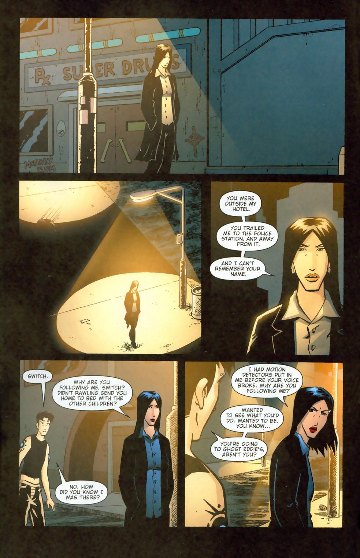 Read online Mek comic -  Issue #3 - 7