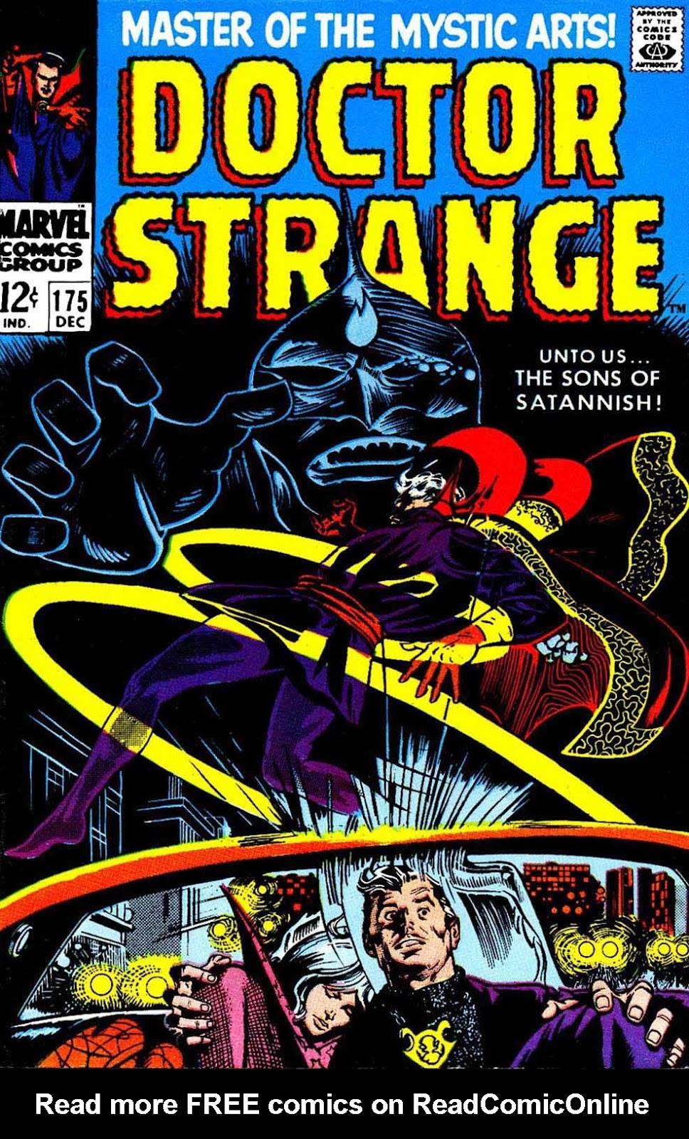 Doctor Strange (1968) 175 Page 1