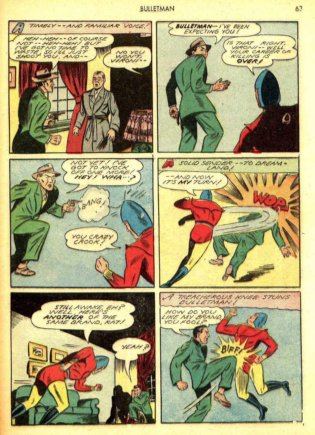 Bulletman issue 12 - Page 62