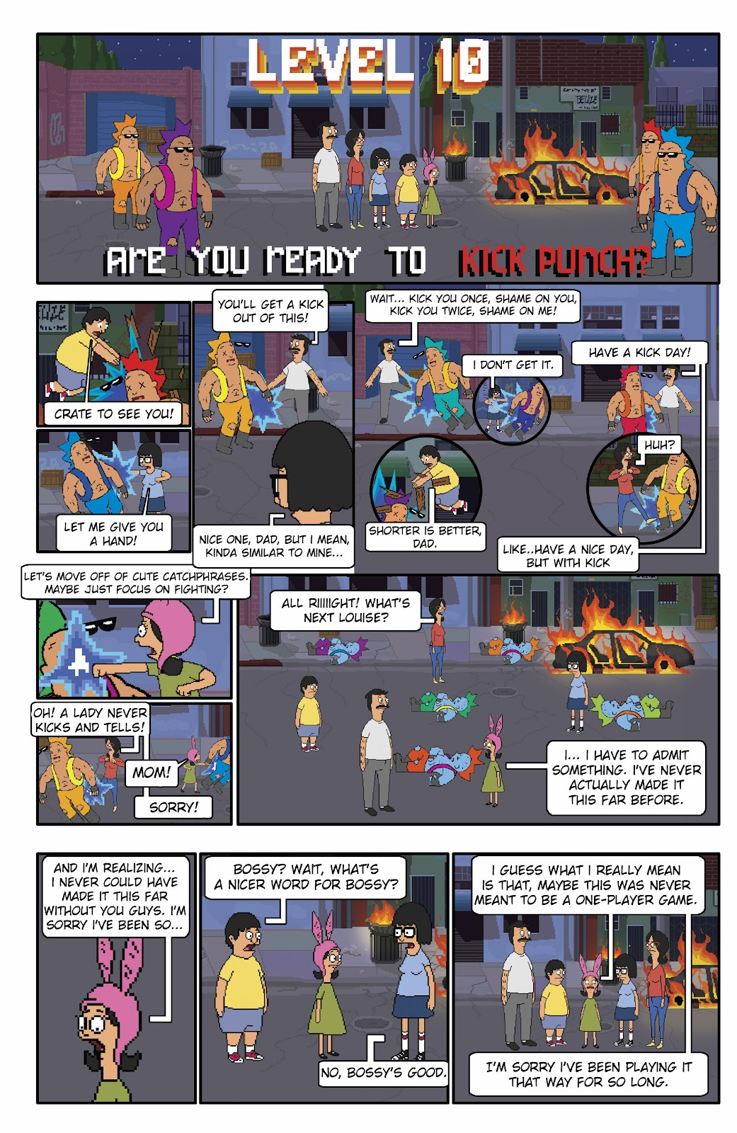 Bob's Burgers (2015) Issue #11 #11 - English 14