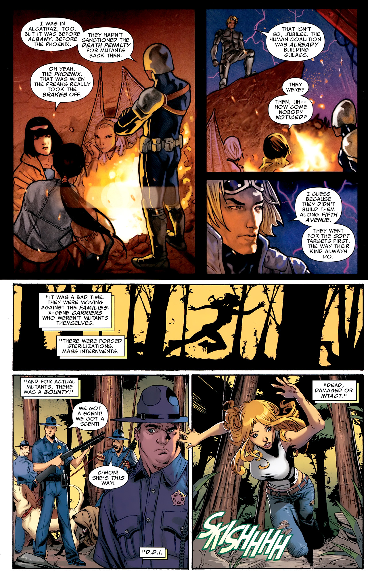Read online Age of X: Alpha comic -  Issue #Age of X: Alpha Full - 17