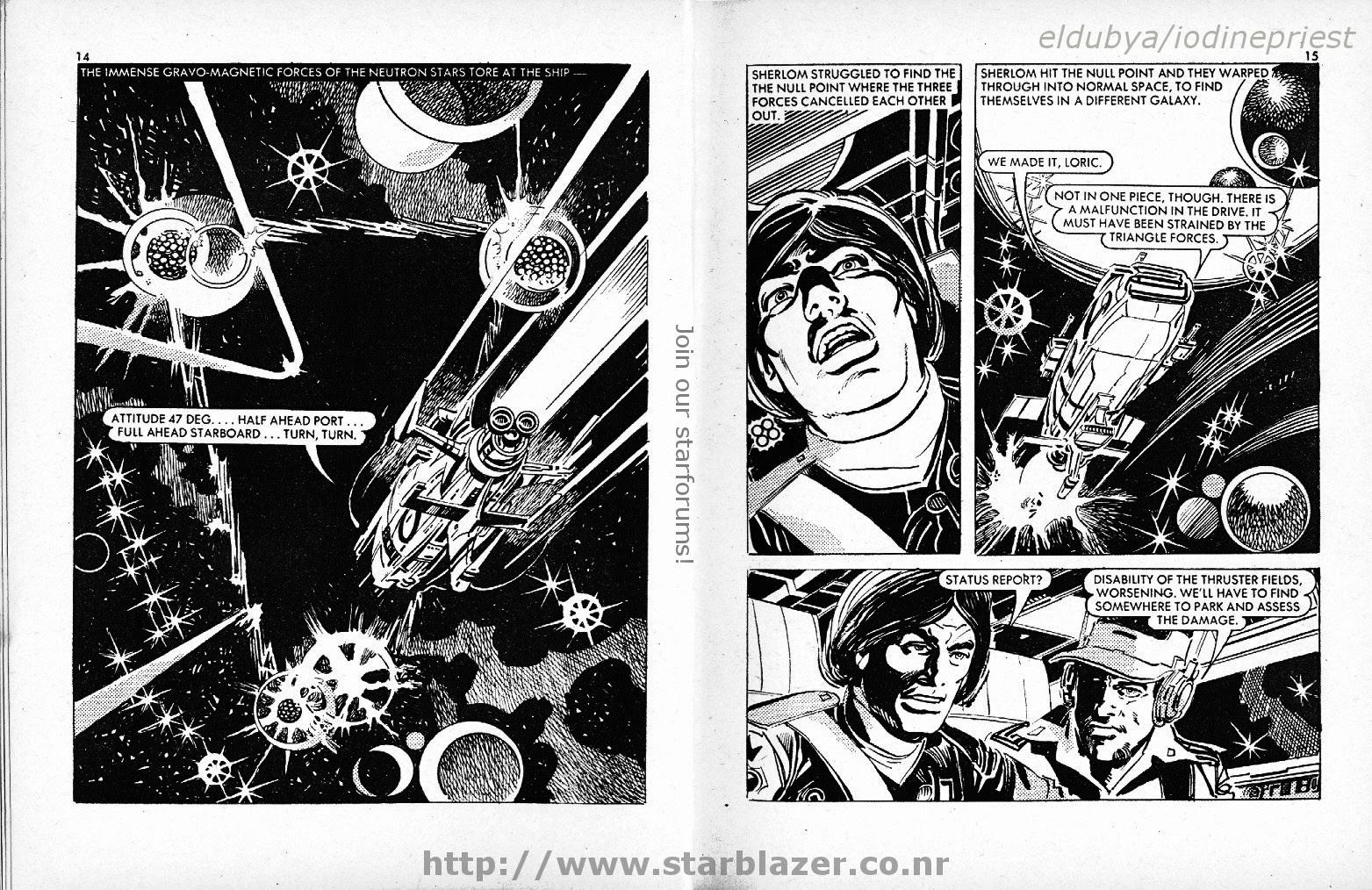 Starblazer issue 97 - Page 9