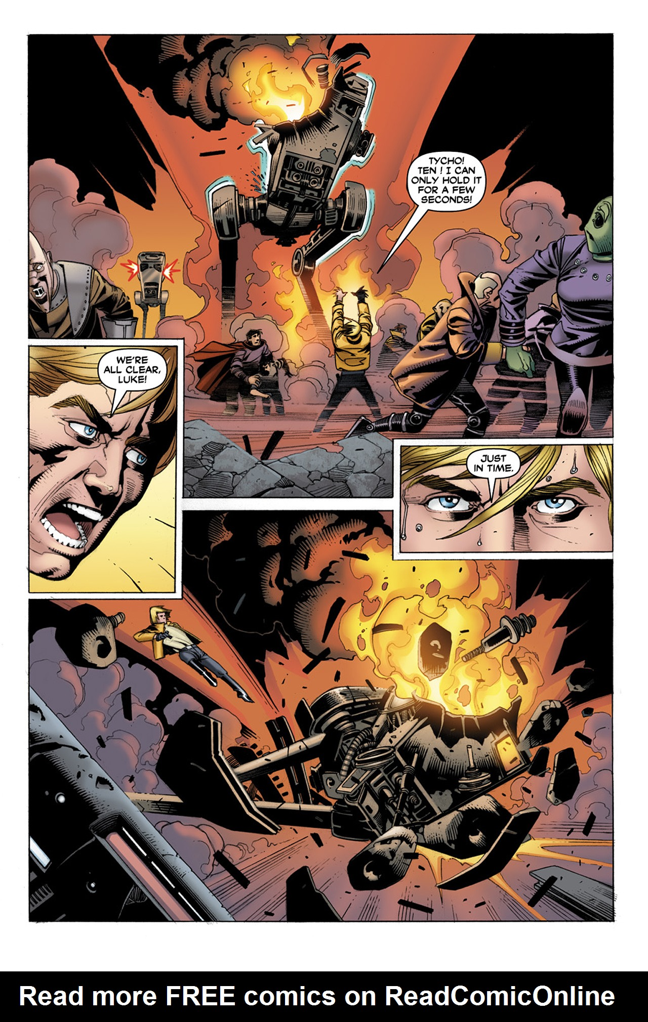 Read online Star Wars Omnibus comic -  Issue # Vol. 1 - 33