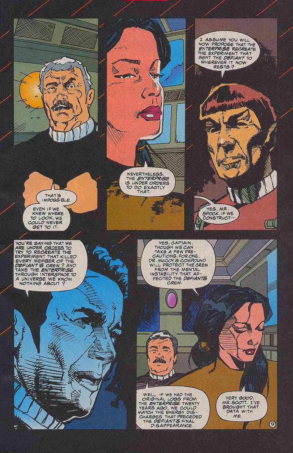 Read online Star Trek (1989) comic -  Issue # _Special 2 - 13