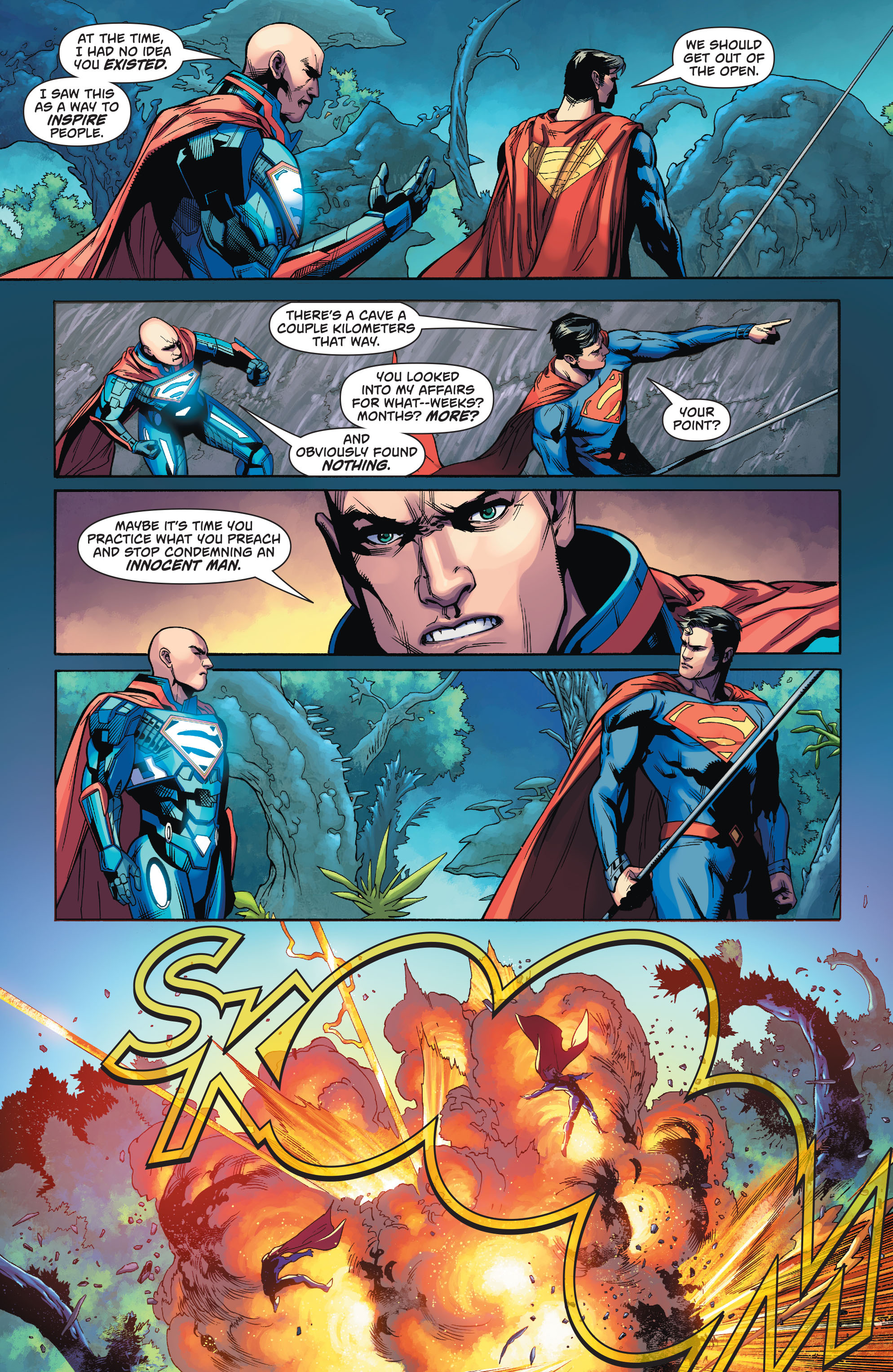 Read online Action Comics (2016) comic -  Issue #971 - 19