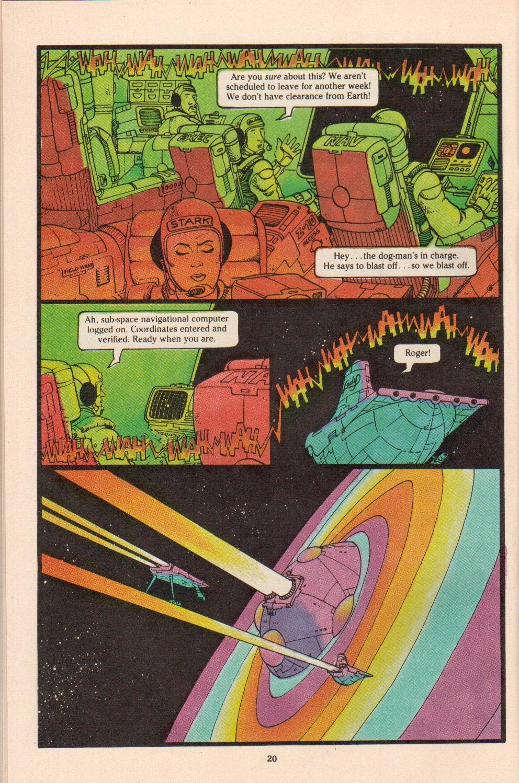 Read online Dalgoda comic -  Issue #5 - 22