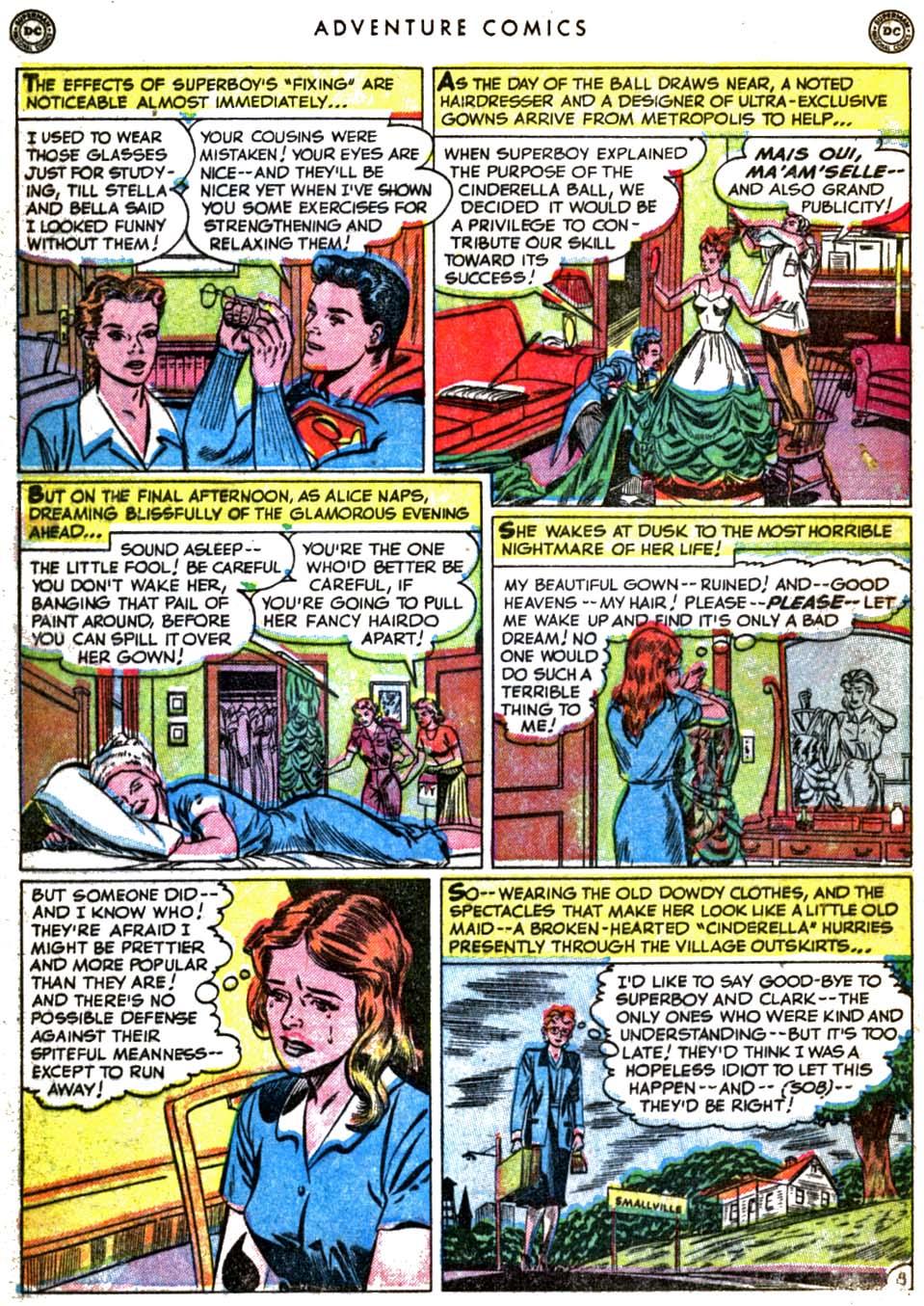 Read online Adventure Comics (1938) comic -  Issue #160 - 10