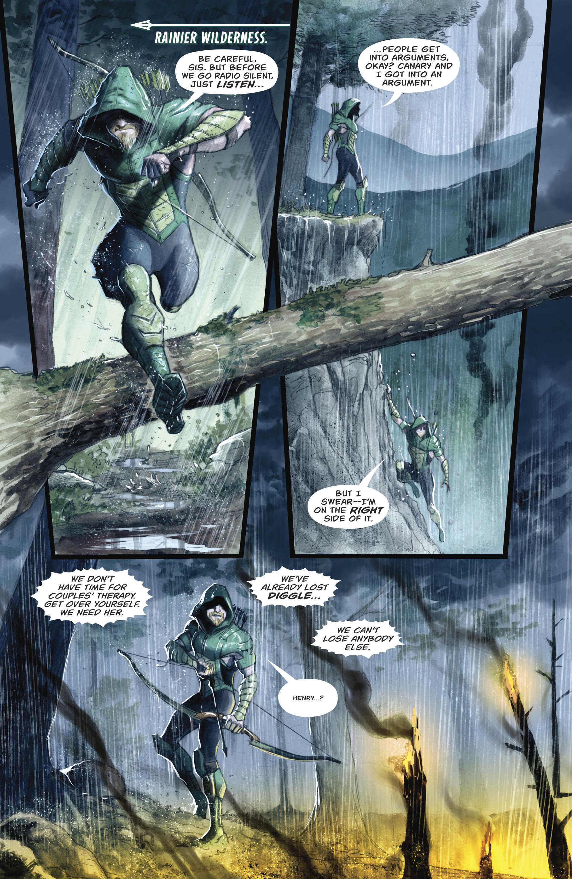 Read online Green Arrow (2016) comic -  Issue #23 - 6