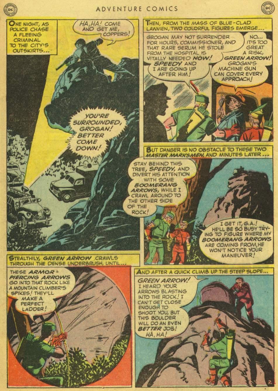 Read online Adventure Comics (1938) comic -  Issue #162 - 40
