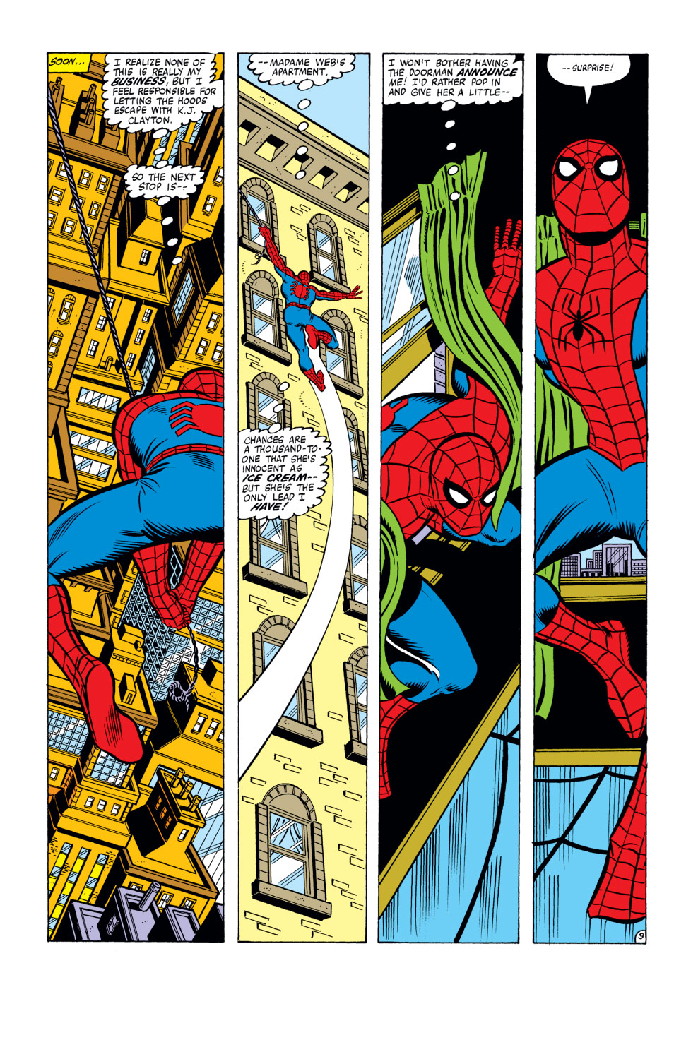 The Amazing Spider-Man (1963) 210 Page 9